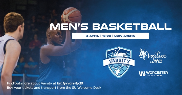 Varsity 2019 | Men's Basketball