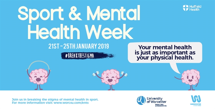Social Sports Day | Sport and Mental Health Week