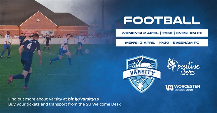 Varsity 2019 | Men's and Women's Football