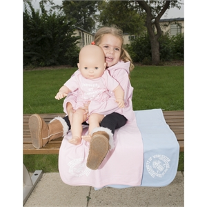 Image for Baby Blanket (Reversable) Pink