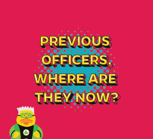Previous Officers Where are they now?