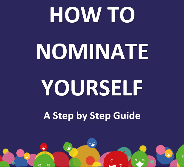 Guide to How to Nominate Yourself